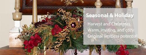 Seasonal and Holiday