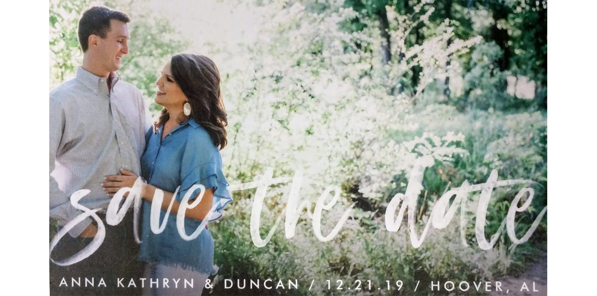 Anna Kathryn & Duncan