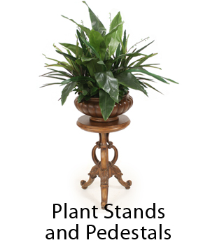 Plant Stands and Pedestals