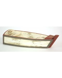 Small Wooden Boat (Sold in Multiples of 2)