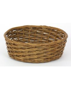 Large Apple Basket in Antique Brown