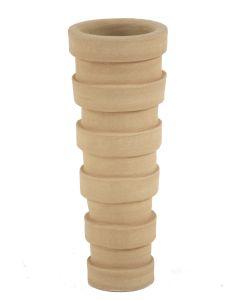 Tan Bracelet Vase