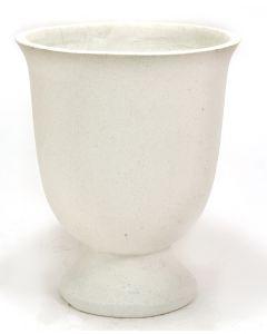 Medium Litecement Pedestal Planter