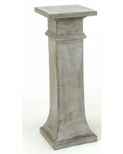 Pedestal Large Concrete Anthracite Light