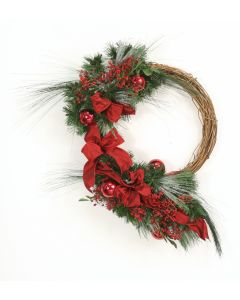 Half Dressed Nito Wreathred/Green