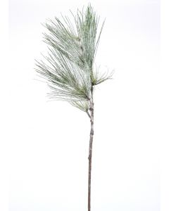 "Pine Spray withSnow, 35""Green"