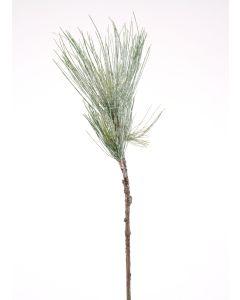 """19"""" Mini Pine Spray with Snow"""