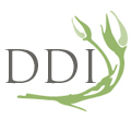 Lilies, Dahlias, Hydrangeas, Ivy, Spirea in Low Antique Brass Tray (7448A)