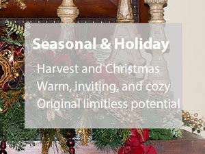 Seasonal and Holiday